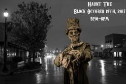 Third Thursday, Haunt the Block, Mansfield, TX