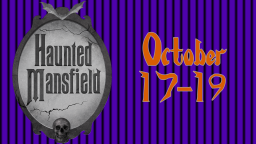 haunted mansfield banner