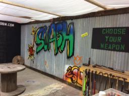 smash room