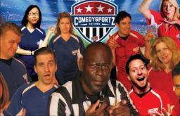 Comedy Sportz Improv Show, Farr Best Theater, Mansfield, TX