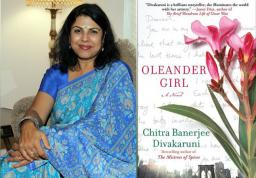 Mansfield Reads, Evening with the Author, Chitra Banerjee Divakaruni
