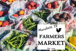 Farmers Market, Mansfield, TX