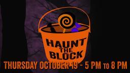 haunt the block