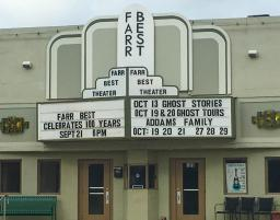 Farr Best Theater, Mansfield, TX