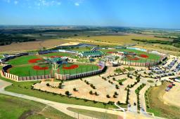 Big League Dreams Sports Park - Aerial View