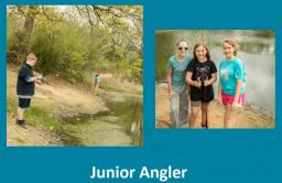 Oliver Nature Park, Junior Anglers, Mansfield, TX