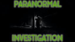 paranormal investigation 2020