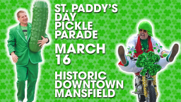 pickle parade