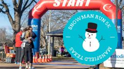 snowman run 2020