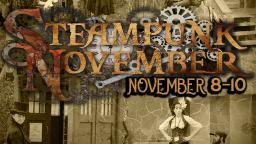 steampunk november