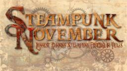 Steampunk November, Mansfield, TX