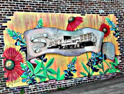 mansfield mural