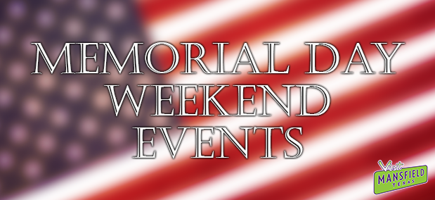 memorial day things to do