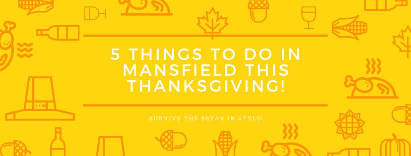 top 5 thanksgiving