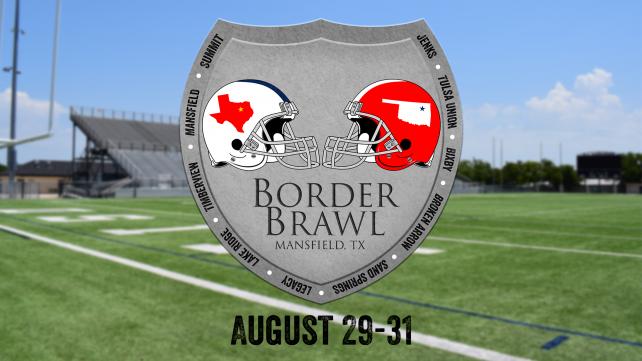 border brawl