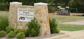 Julian Feild Park, Mansfield Texas