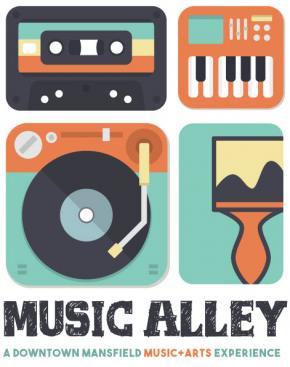 Music Alley, Mansfield, TX