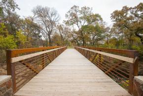 Elmer W. Oliver Nature Park, Mansfield Texas