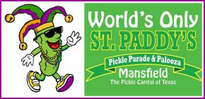 World's Only Pickle Parade & Palooza, Mansfield, TX