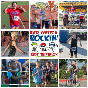 Red, White & Rockin' Kids Triathlon, Mansfield, TX