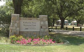 Katherine Rose Memorial Park, Mansfield, TX