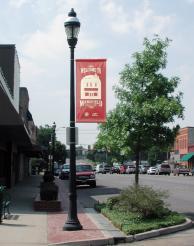 Historic Downtown Mansfield - Main Street