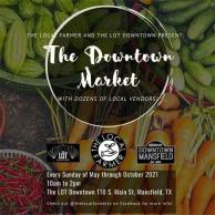 downtown market at the lot