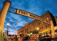 Fort Worth Stock Yards, Texas