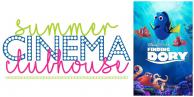 Summer Cinema Clubhouse, Finding Dory, Farr Best Theater, Mansfield, TX