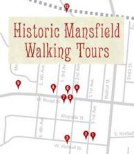 Historic Downtown Mansfield - Walking Tours