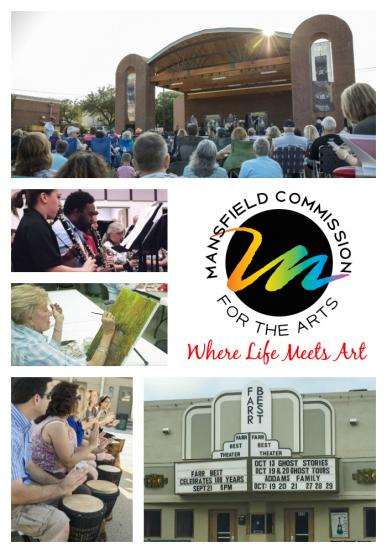 Mansfield Commission for the Arts, Mansfield, TX