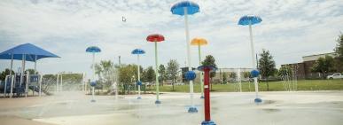 Clayton W. Chandler Park, Mansfield, TX