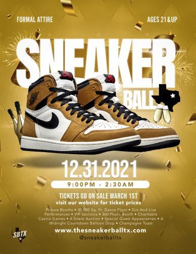 sneaker ball