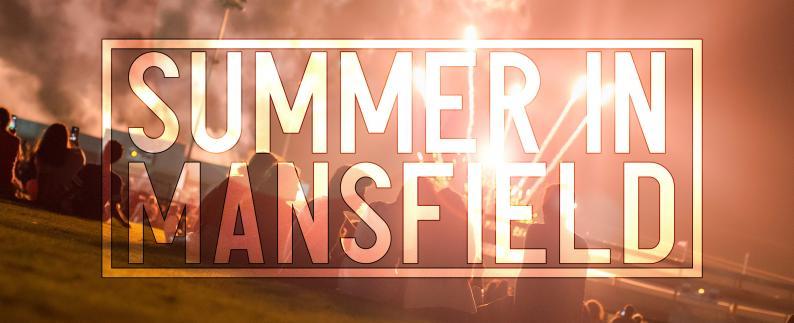 summer in mansfield
